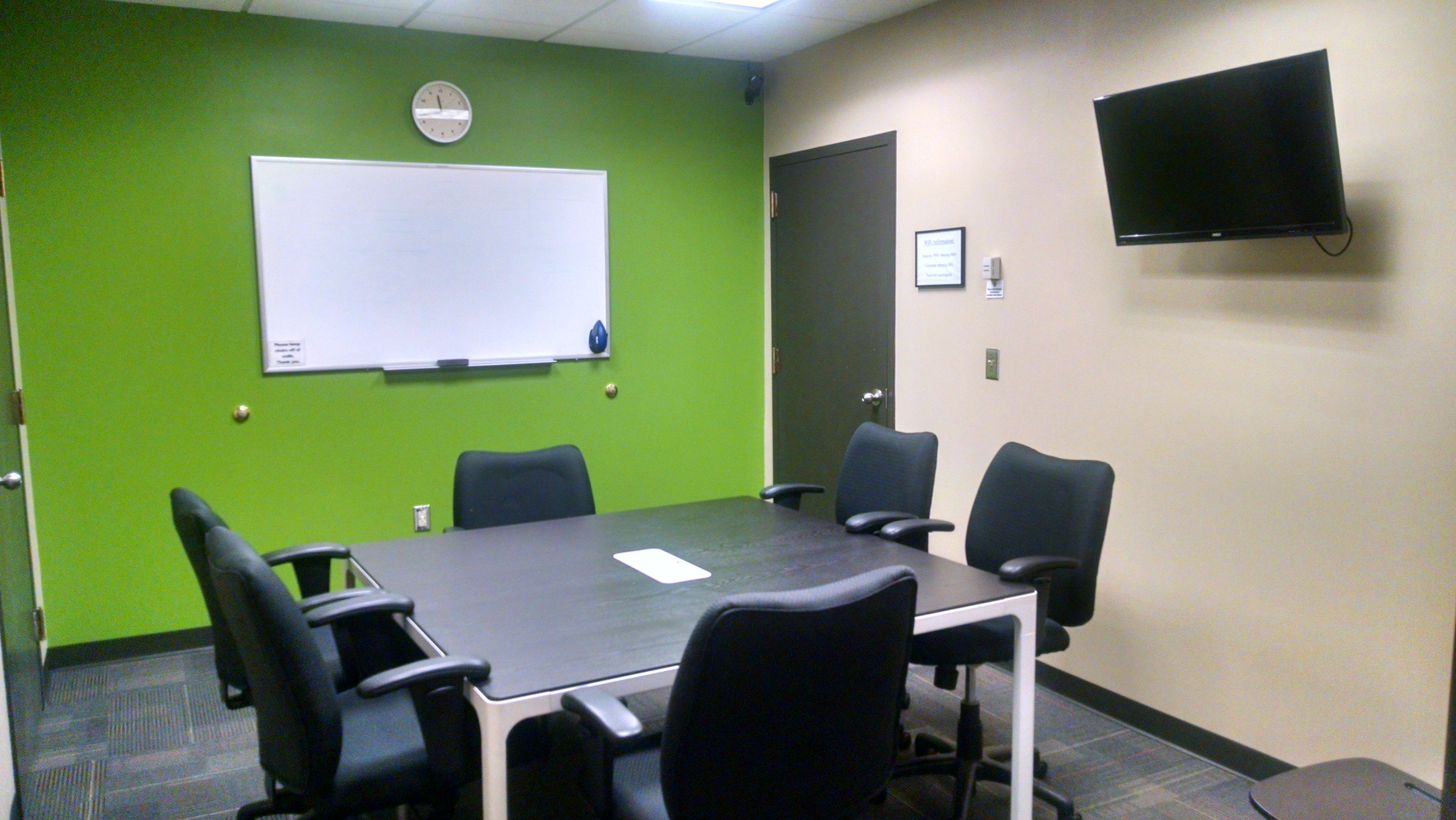 Office Conference Room : Meetings flexible offices perimeter park